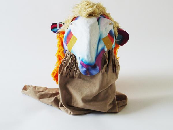 羊マスクWEB