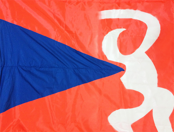 Flag web