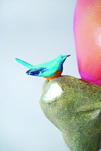 部分青い鳥